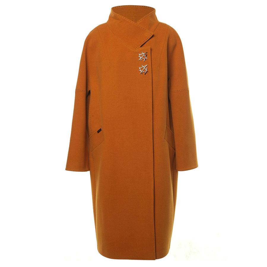 пальто авико фото бежевый цвет
